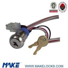 MK104-05 Electrical Valve Motor Key Switch Lock