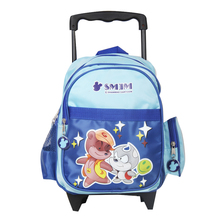 Hot High Quality Unique Design Boys School Bags for Kids with Wheels