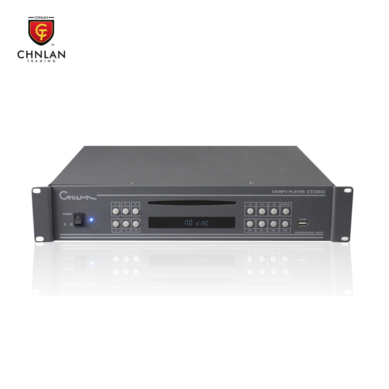 Chnlan PA audio system MP3/CD player for home