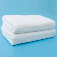 Quality terry 100% cotton bath towel for hotel