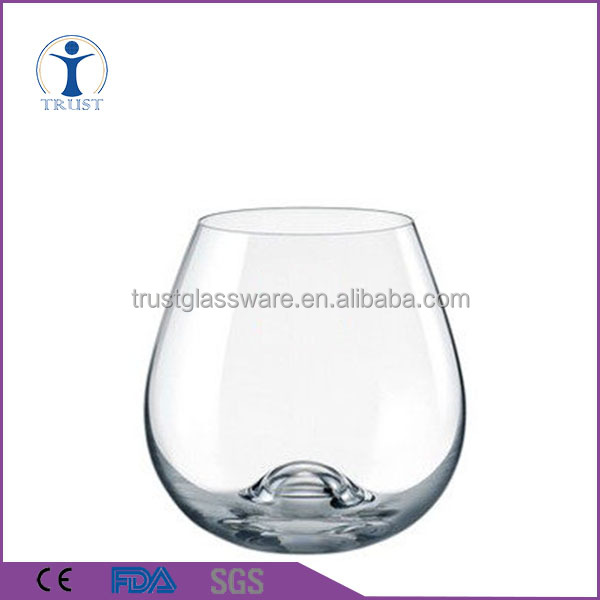 Tableware professional manufacturer crystal whisky glass