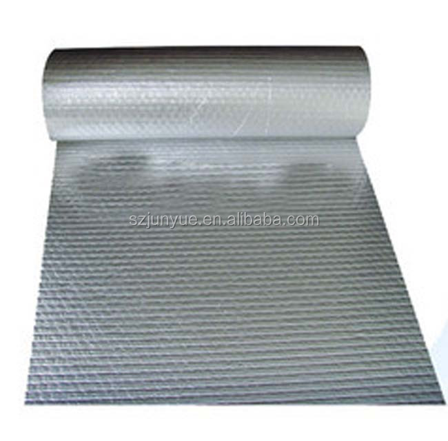 Air cell bubble flexible thermal insulation sheet/ roll/material for roof/wall/floor