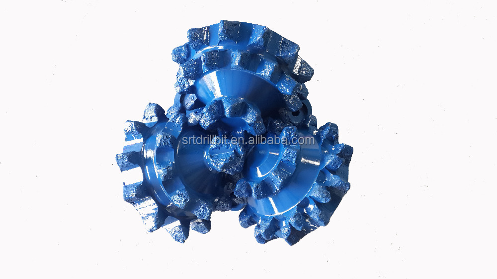 High quality New china factory TCI tricone MT drill bit/steel teeth