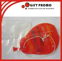 Promotional Paper Air Freshener For Car