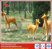 Artificial Simulation Life size Fiberglass Animal & Insect Model