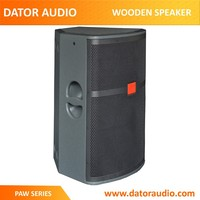 dj live sound speaker supplier