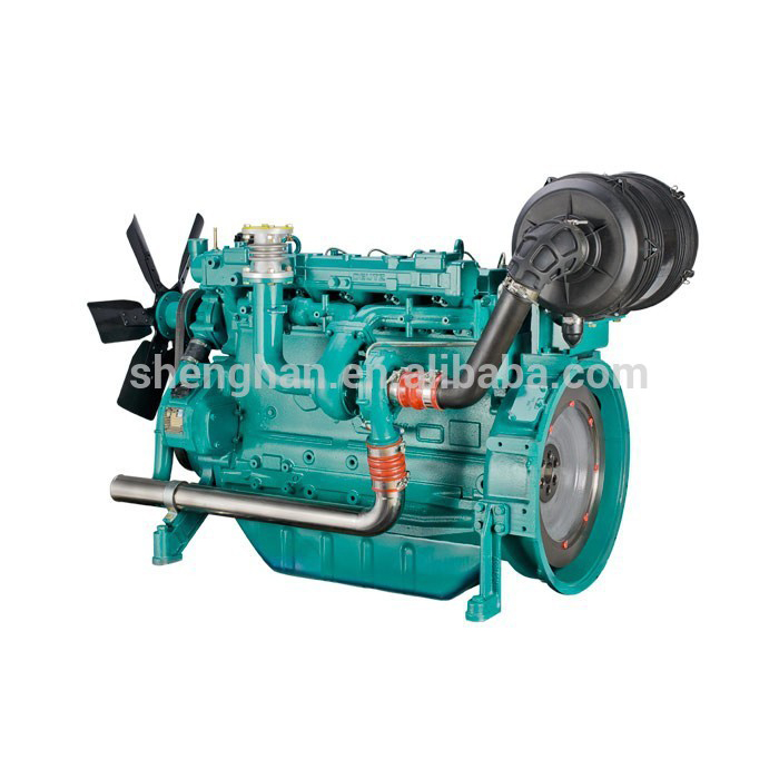World top brand Deutz WP6D152E200 diesel engine used for 120kw generator set