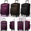 Hot Selling Fabric Luggage Luxury Style