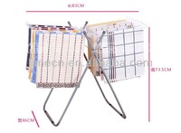 Top Sell Outdoor Shoe Rack Bamboo Shoes Rack/dry cleaners wire hangers