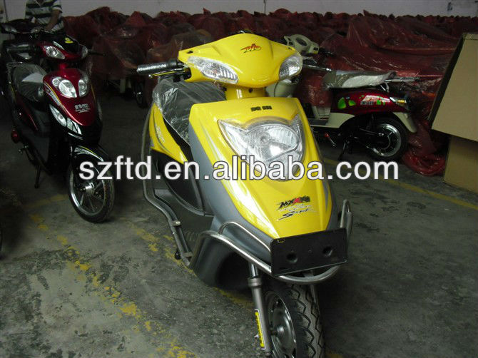 2013 new surprise adults 60v brushless electric motorcycle with CE certification