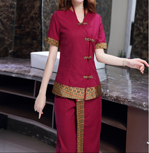 Beauty Spa Salon Uniform Antistatic Uniform