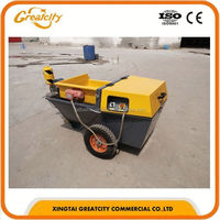 mortar spraying machine,spraying sand machine,machine for spraying cement