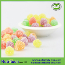 Adult Omega 3 Gummies Vitamin D 1000IU oem private label/contract manufacturer