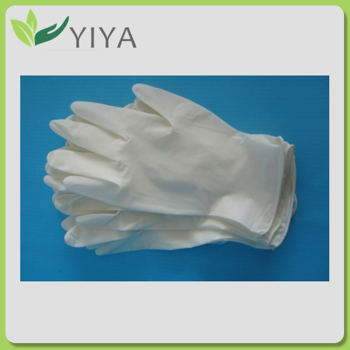Doctor Latex Gloves Powder Free Wet-donning Surgical Latex Gloves FDA