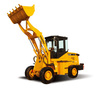 wheel loader names agricultural tools