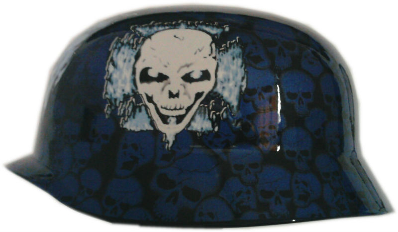 Yueqing Wanyi skull motorcycle helmets hot sale