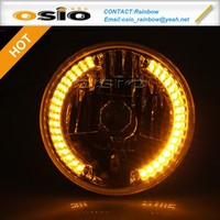 BMC Semi Sealed Beam DIAMOND LED HALO RING