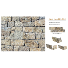 Stacked Natural Stone Culture Stone Cladding