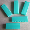 Solid flat telescopic plastic PE box packing