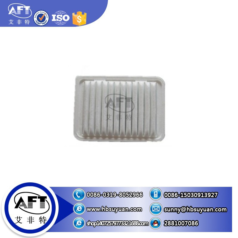 High efficiency cyclone air filter 17801-20040