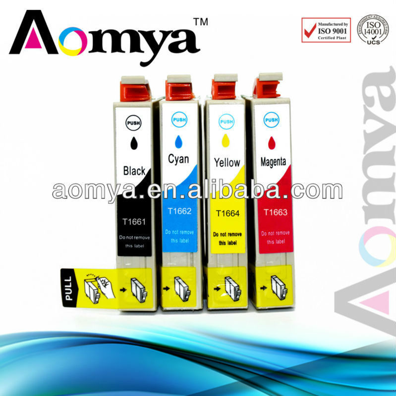 Compatible ink cartridge T1951-T1954 Cartucho de tinta for Epson XP 201 XP 401