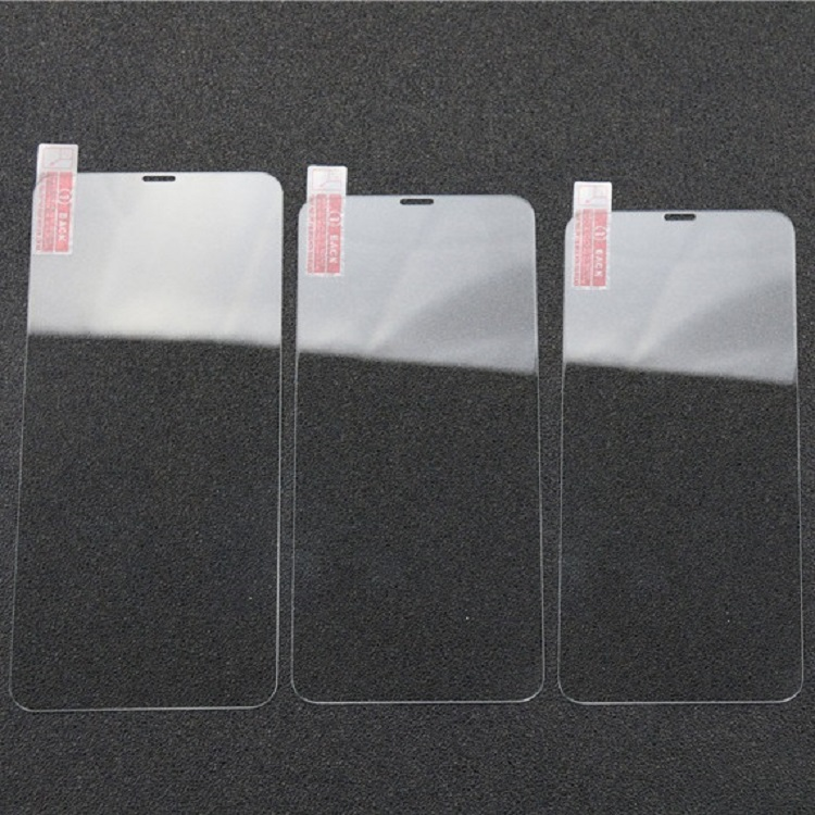 Double strong Tempered Glass Screen Protector 0.33mm 2.5D for NEW IPHONE XS