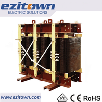 Low off-load losses Amorphous Alloy power distribution transformer