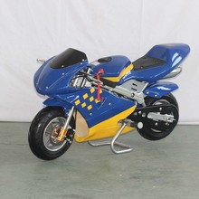 2 stroke mini kid motorbike with 6.5inch road tire for hot sale