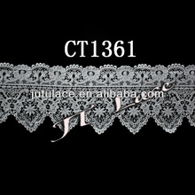 Hot sale lace trims wholesale CT1361