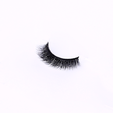 Attractive natural silk synthetic eyelashes for sale