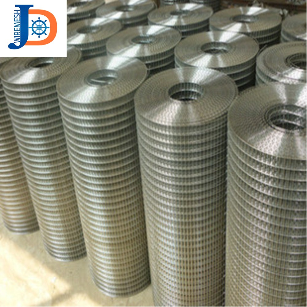 "2017 hot sales 1/4""pvc coated/galvanized welded wire fence panels"
