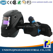 CE high quality welding helmet with ventilation