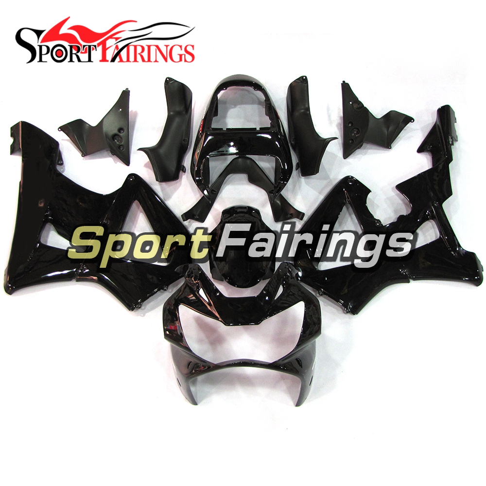 Motorcycle Injection ABS Plastic Full Fairings For Honda CBR900RR 929 Year 2000 2001 00 <strong>01</strong> Gloss Black Fairings Cowlings