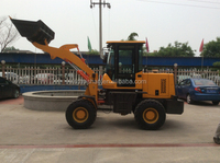 CE/ISO approved mini wheel loader ZLY918BF could be equipped with many kinds of attachments for sale