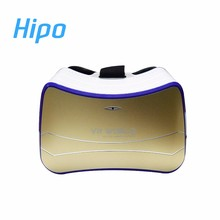 Hipo China Wholesale Cheap Wireless Bluetooth Android 5.1 Full HD 3D VR Virtual Video Glasses with Memory Card for PC Games