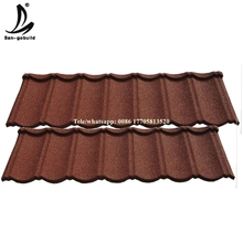 Cheap Wholesale Hot Sale clay roof tiles,stone coated roof tile/roof tile philippines