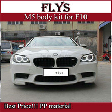 m5 body kit for F10 body kit 5 series .fiber glass material. Tested fitment