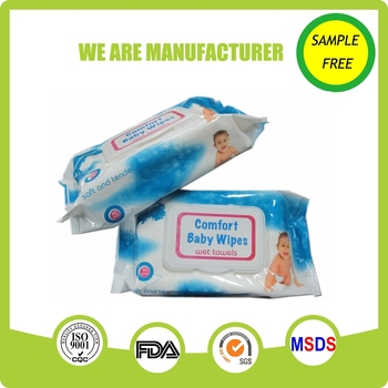New Comfort Touch wet wipes manufacturer baby wet wipes