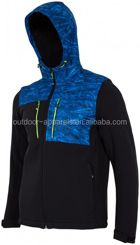 latest design security guard winter jacket
