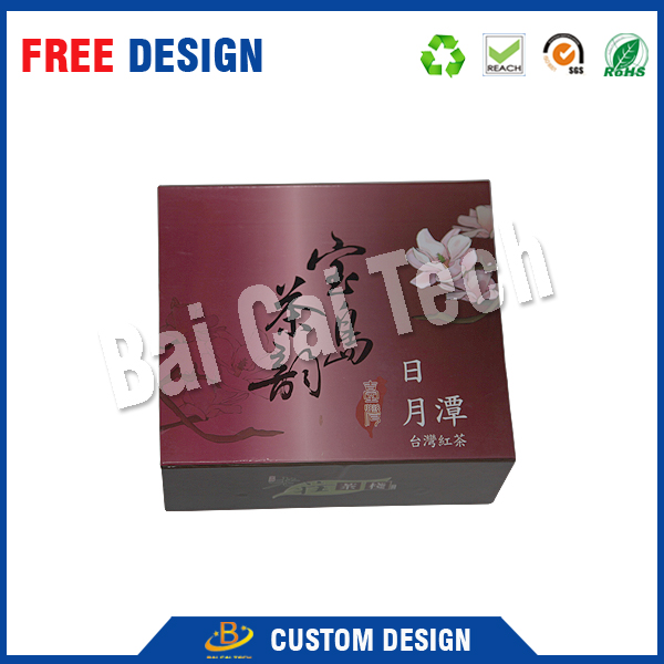 Dongguan Gold Supplier Accept OEM Custom Gift Package Paper Box