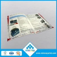 High Quality offset printin Colorful Promotional leaflet, catalog printing,Magazine,Brochure, Catalog,Booklet Printing