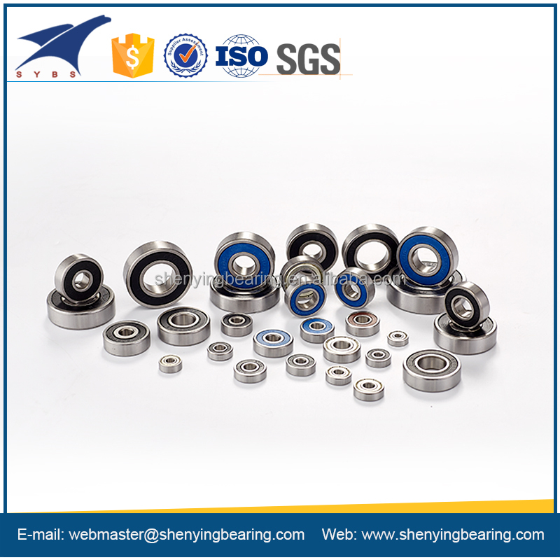 SYBS Chrome Steel 688 Deep Groove Ball Bearings