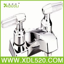 watermark sink tap/sink glass mixer/water flow faucet meter