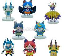 Plastic sports pokemon mini figures
