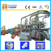 Airlaid absorbent pad making machine for food packing, Airlaid shoe pad production line