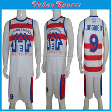 cheap custom basketball jerseys with best design and sublimation