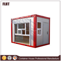 China modular container house/container store
