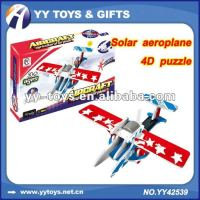 diy educational 3d puzzle toy plane new kids toys for 2012