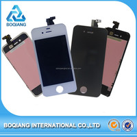 Cheapest Price grade AAA for oem / original iphone 4 lcd display screen