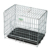Outdoor Galvanized Enclosure foldable cage